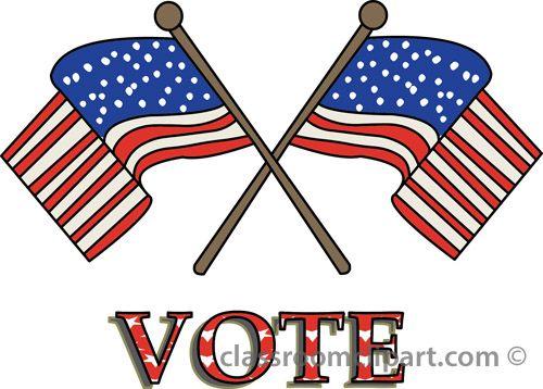 500x358 8 Best Election Clip Art Images Clip Art, Banners