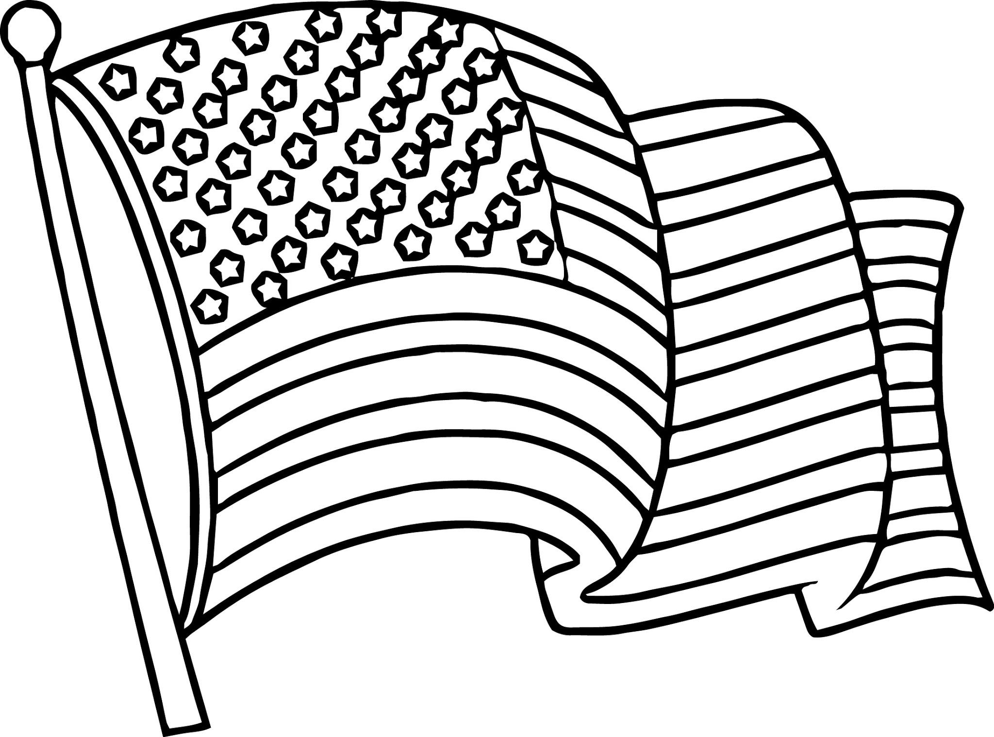 2048x1518 coloring sheet united states flag coloring sheet - Coloring Page United States