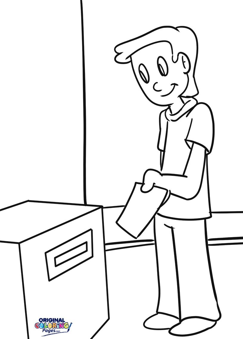 815x1138 Political Coloring Pages Original Coloring Pages