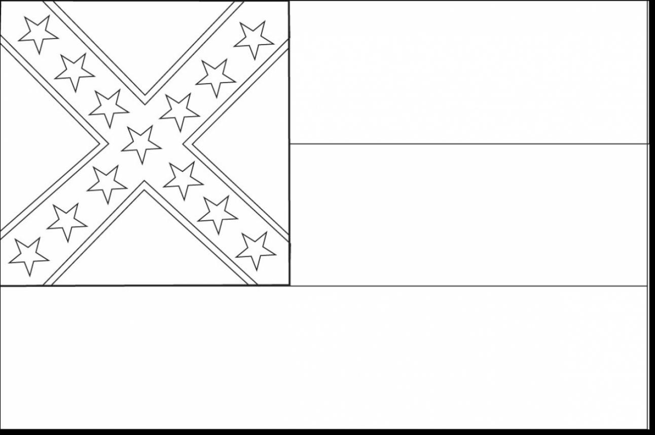1292x859 Amazing United States Flag Coloring Page With Flag Coloring Pages