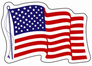 300x215 Best American Flag Decal Ideas American Flag