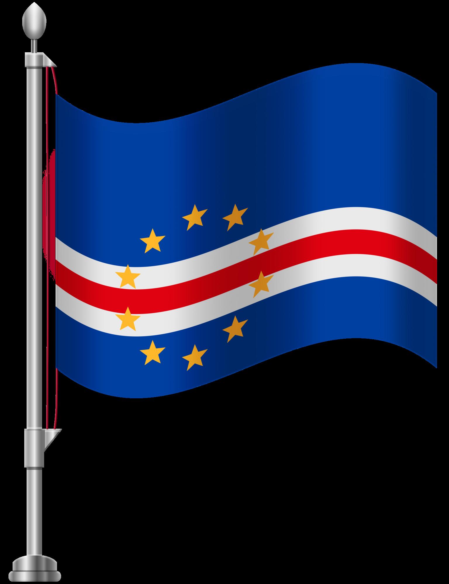 1536x2000 Cape Verde Flag Png Clip Art