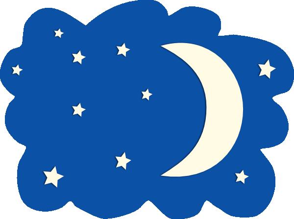 600x447 Night Sky Clipart Universe