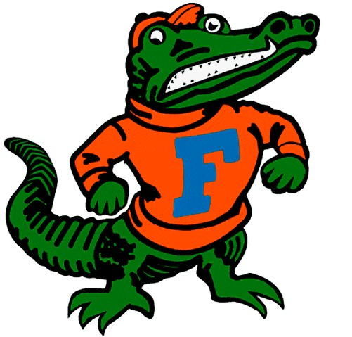 501x479 University Of Florida Clip Art