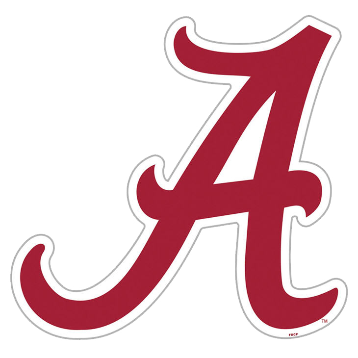 730x730 Alabama A Logo Most Famous Education Logos Alabama