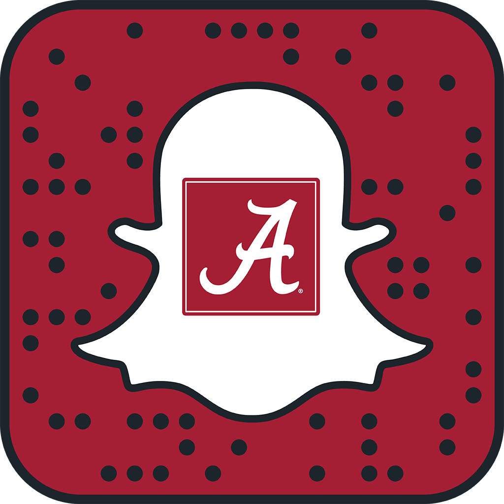 1024x1024 Snapchat The University Of Alabama