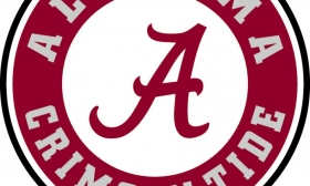 280x168 U Of Alabama Logo Clip Art