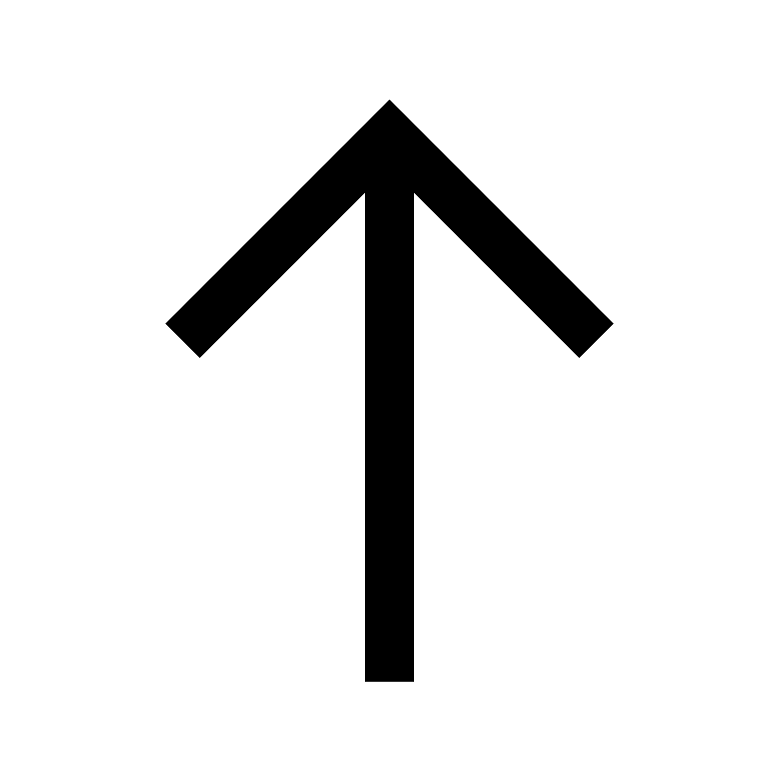 Up Arrow Image