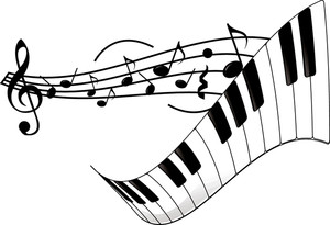 300x205 Piano Clip Art Pictures Free Clipart Images Clipartix