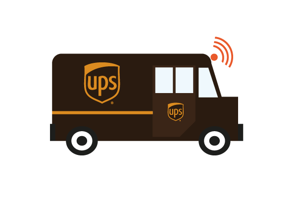 Ups Truck Clipart | Free download best Ups Truck Clipart ...Ups Delivery Truck Clipart