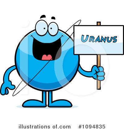 400x420 Planet Uranus Clipart