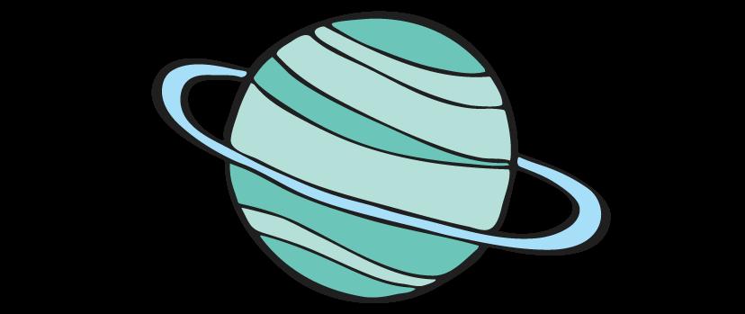 828x349 Uranus Is Dark And Icy The Joshist Medium