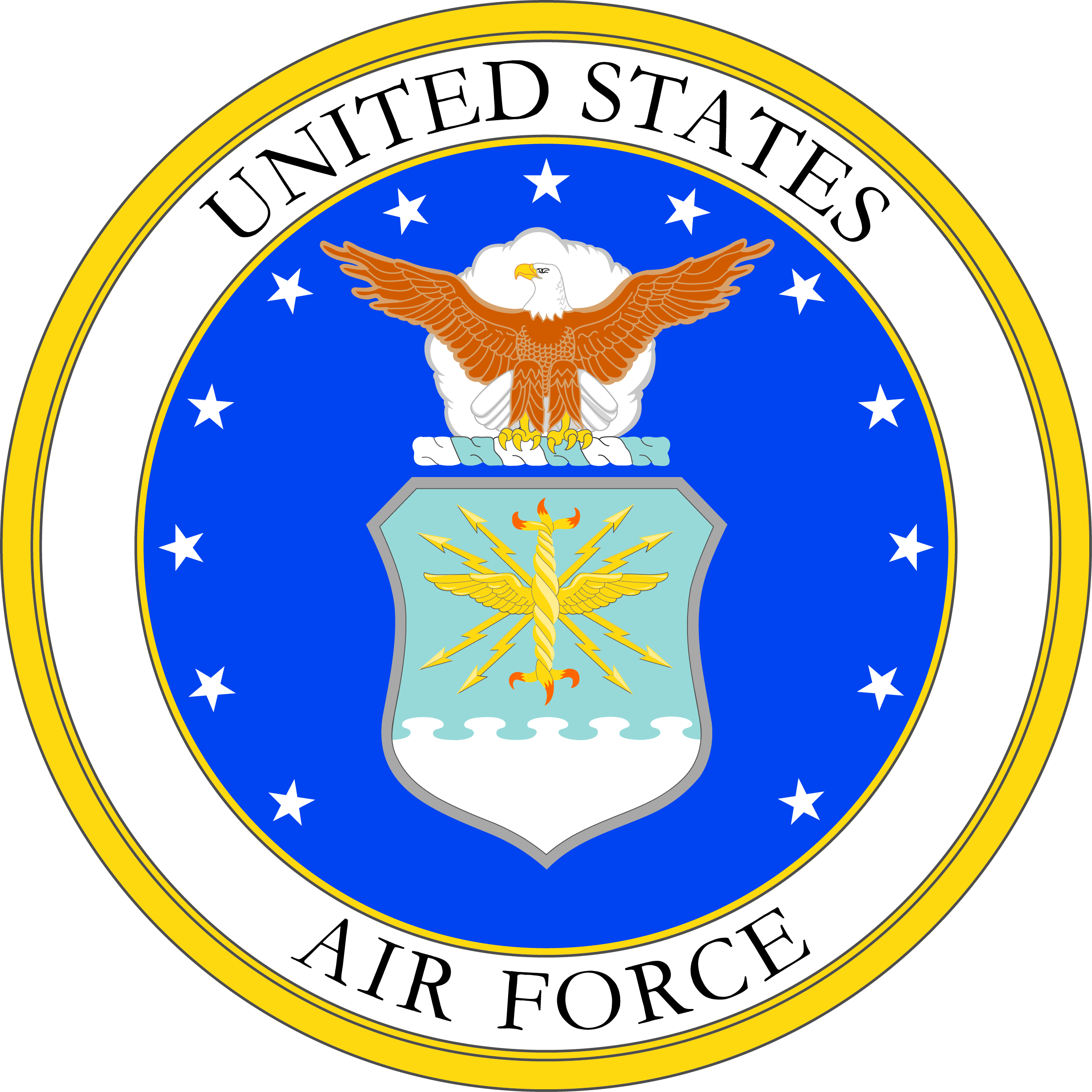 Us Air Force Roundel Meaning Round Designs