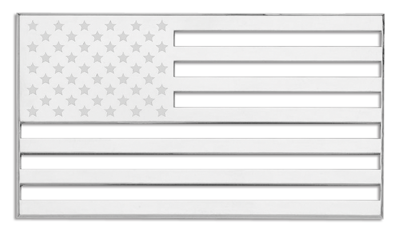 800x475 Cruiser Accessories American Flag Auto Decal