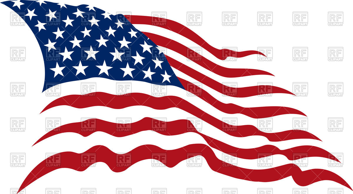 1200x660 Country Clipart American Flag