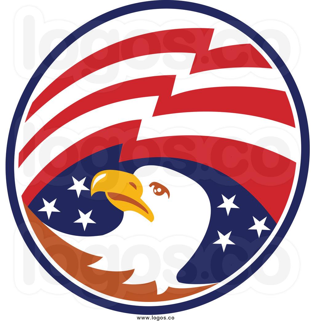 1024x1044 American Flag Logo Clip Art