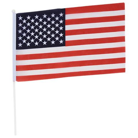 480x480 Bulk Mini Nylon U.s. Flags, 3 Ct. Packs