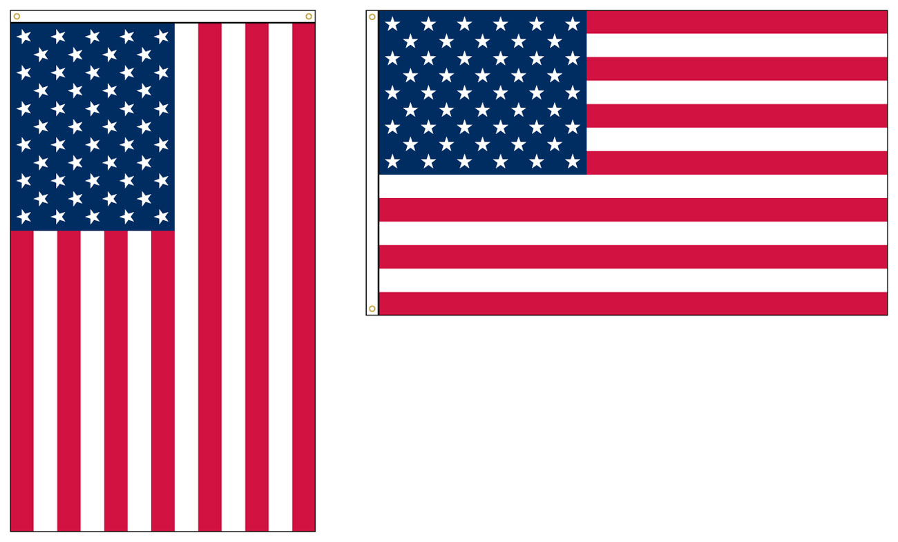 1300x785 Made In Usa Flags Flag Etiquette Half Mast Flags