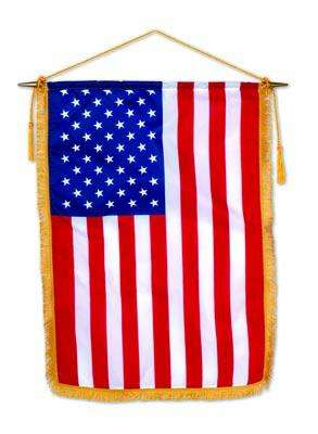 293x400 U.s. Flags