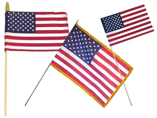 640x480 U.s. Stick Flags, 4x6to 12x18 U.s. Flag Store
