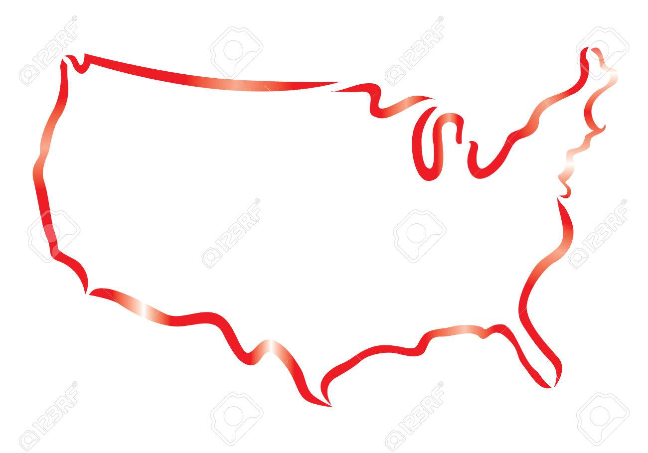 Us Map Clipart | Free download best Us Map Clipart on ClipArtMag.com
