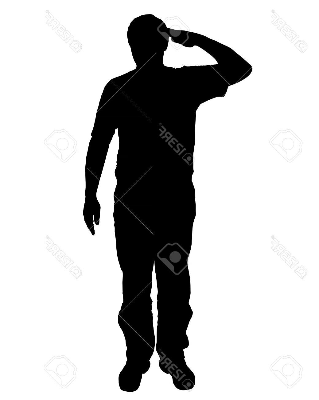 1039x1300 Best Military Salute Clip Art Library Free Vector Art, Images