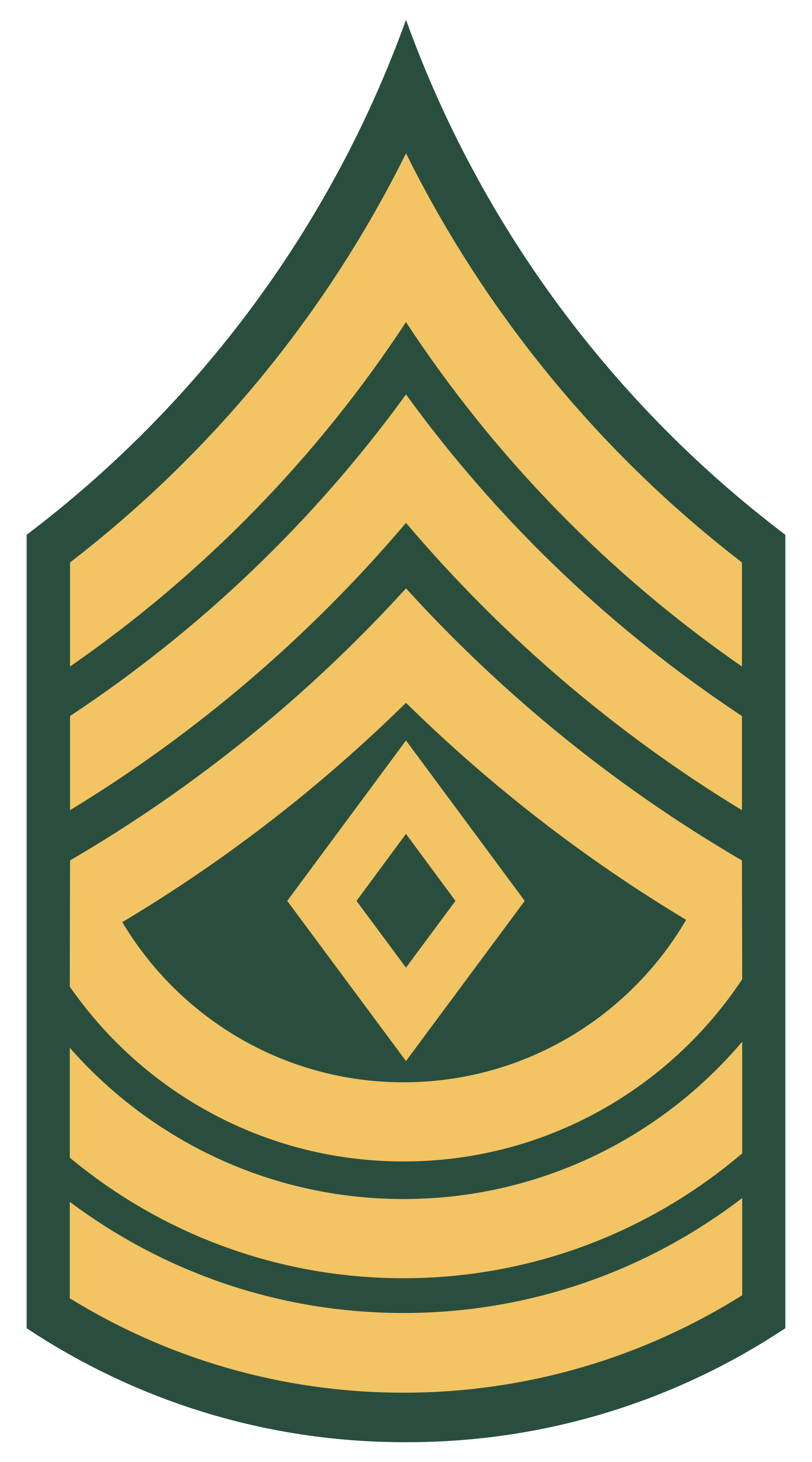 2000x3600 Military Insignia Clip Art 4