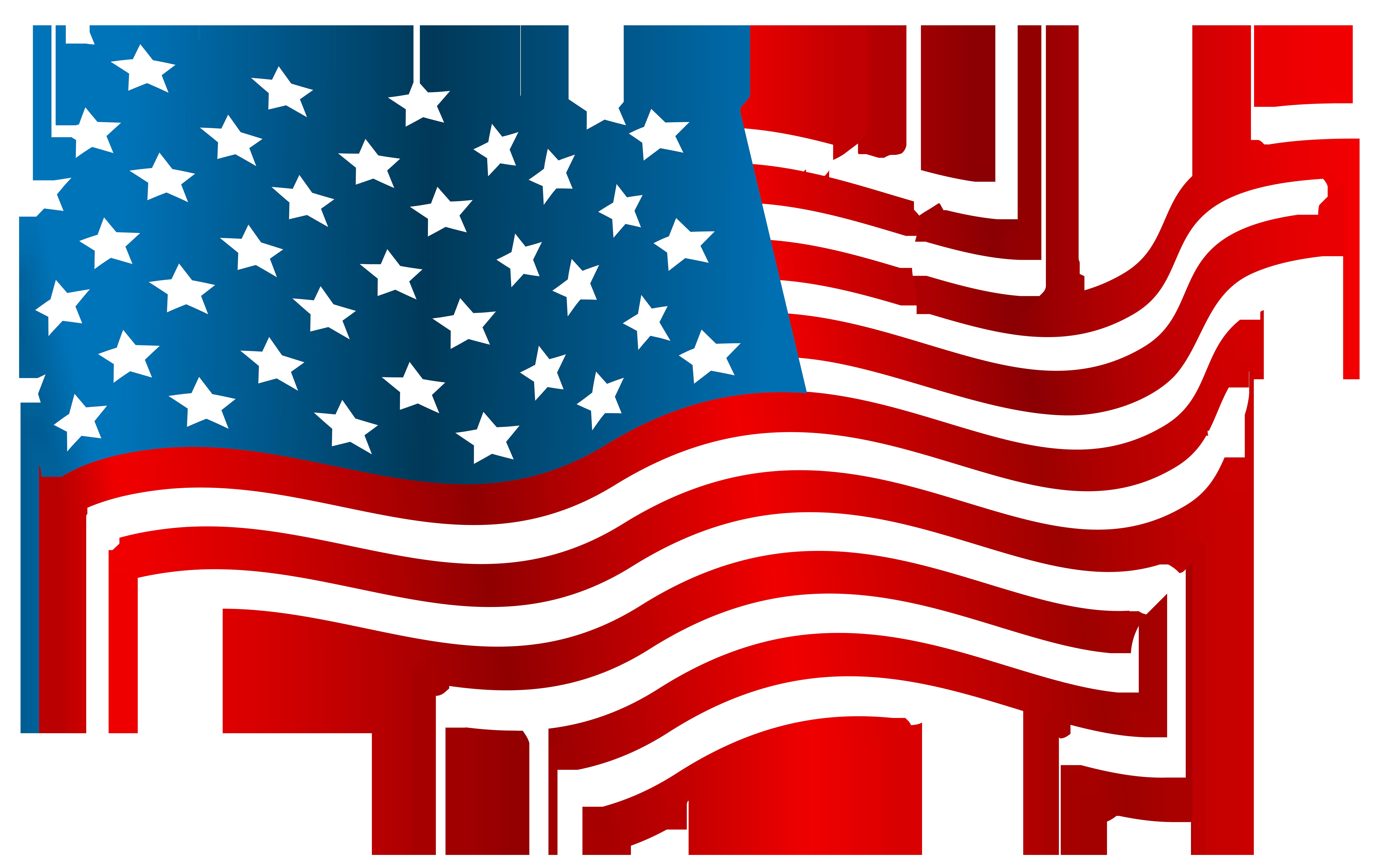 8000x5042 Usa Flag Map Png Clip Art Imageu200b Gallery Yopriceville