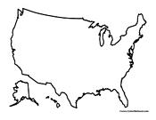 175x135 United States Coloring Pages
