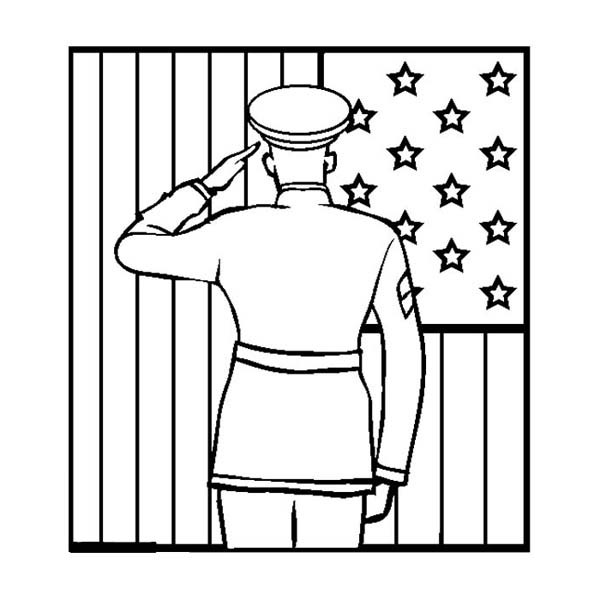 600x600 Flag Of The Usa Coloring Pages Coloring Pages