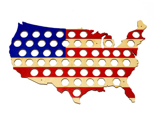 Usa map clipart free download best usa map clipart on clipartmag 600x480 us beer cap map red white and blue beer cap country publicscrutiny Choice Image