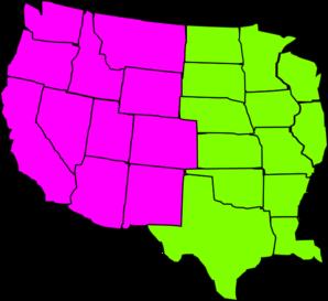 298x273 United States Clipart Region