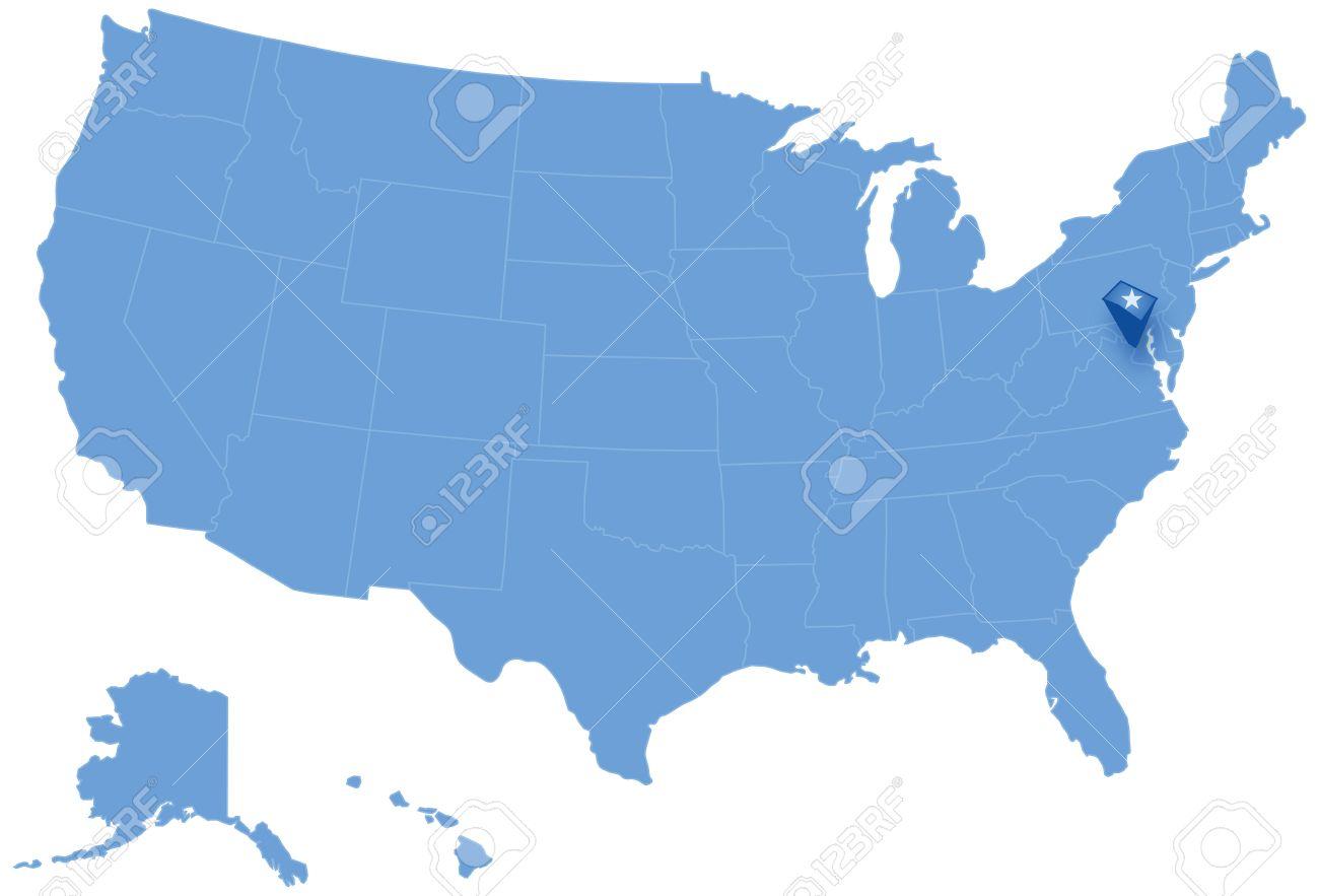 1300x883 Us Political Map Vector Free Vector Usa Political Map Clip Art