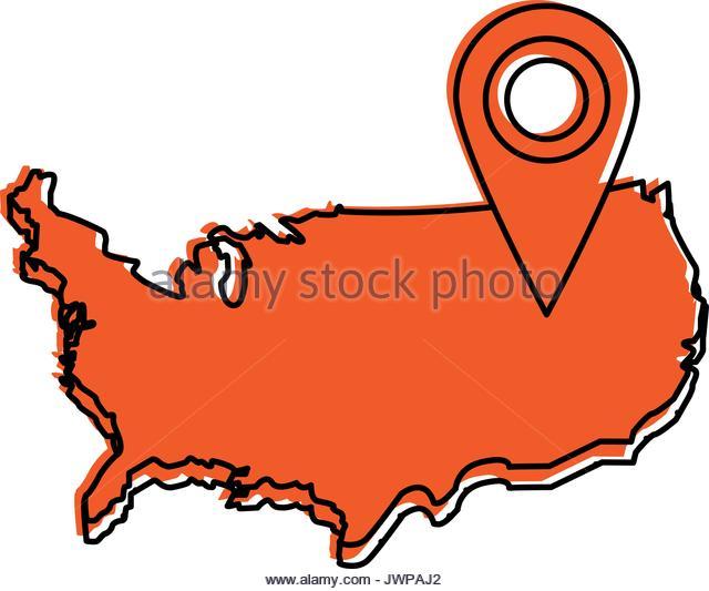 640x533 Usa Map Stock Photos Amp Usa Map Stock Images