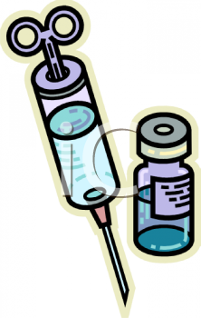222x350 Clipart Vaccinations