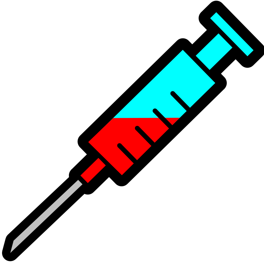 900x900 Syringe Clipart Vaccine