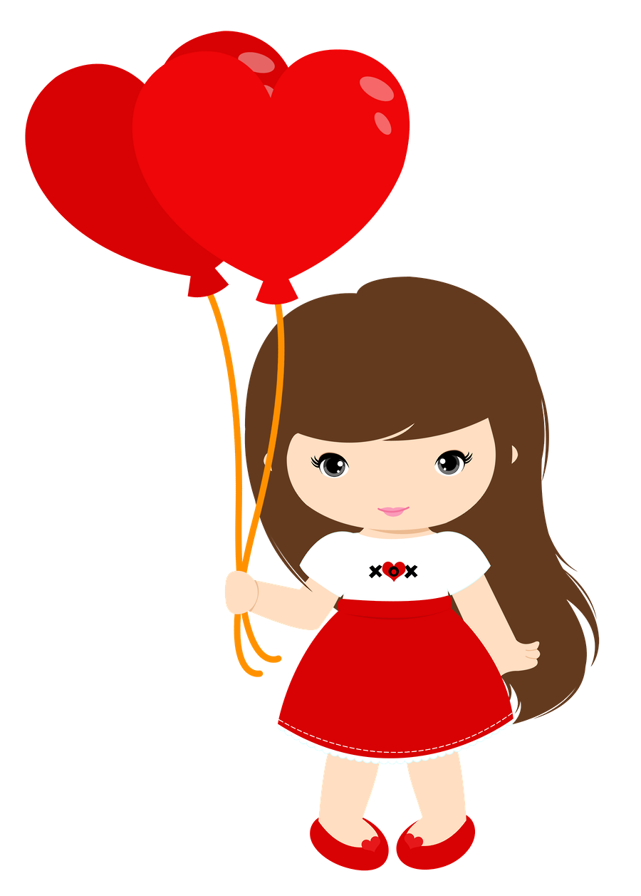 900x1257 Dolls Balloons Clipart, Explore Pictures