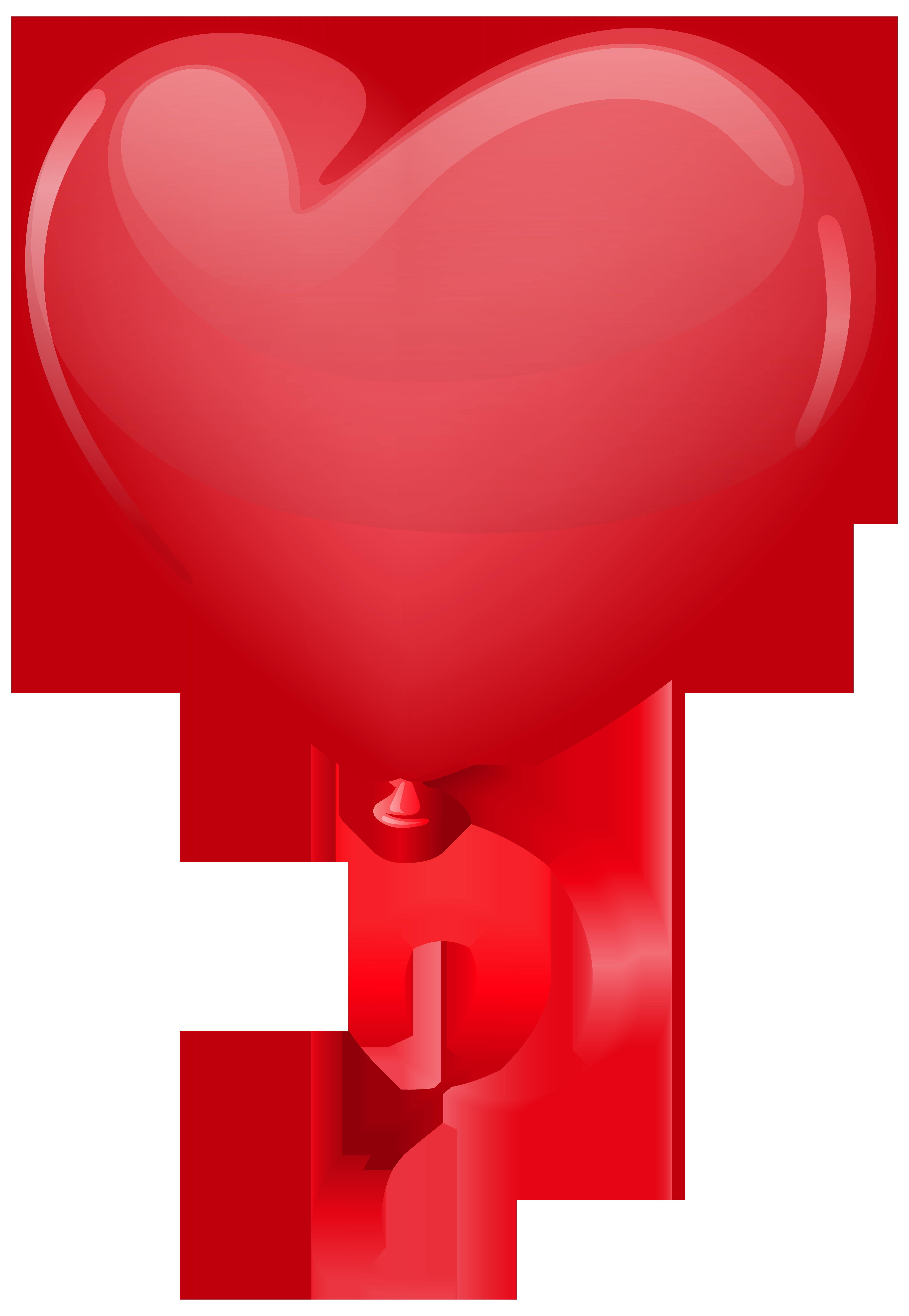 5526x8000 Red Heart Balloon Clip Art Png Imageu200b Gallery Yopriceville