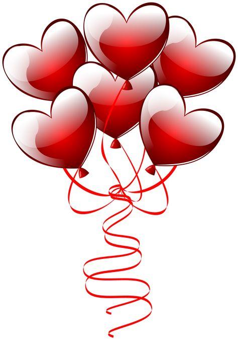 474x675 Very Very Shiny Hearts Heart Balloons, Valentine Heart And Clip Art