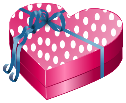 434x356 Free Valentine Candy Clipart