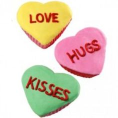 236x236 Valentine candy hearts clip art