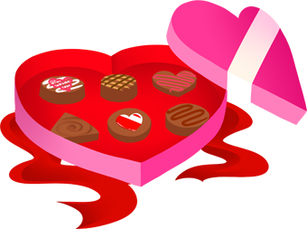 340x253 Candy box chocolate clipart, explore pictures