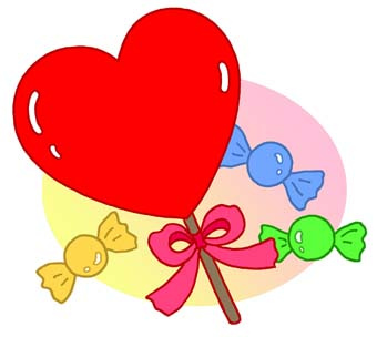 340x304 Candy Clipart Valentine'S