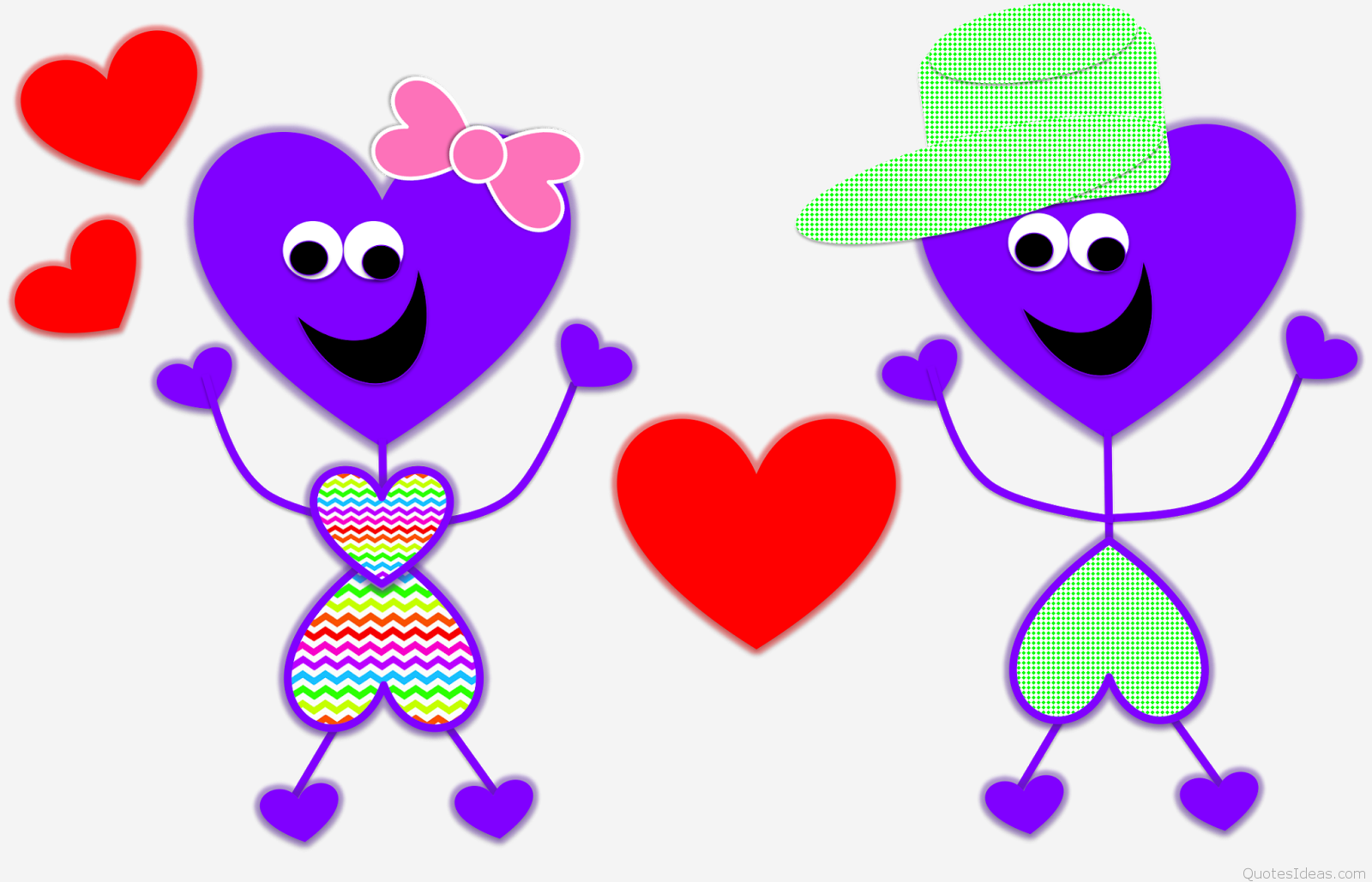 1600x1029 Cartoons Happy Valentine#39s day ClipArt Photos images