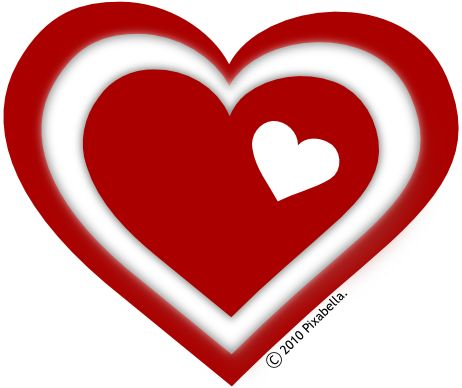462x388 Best 25+ Heart clip art ideas Valentine heart