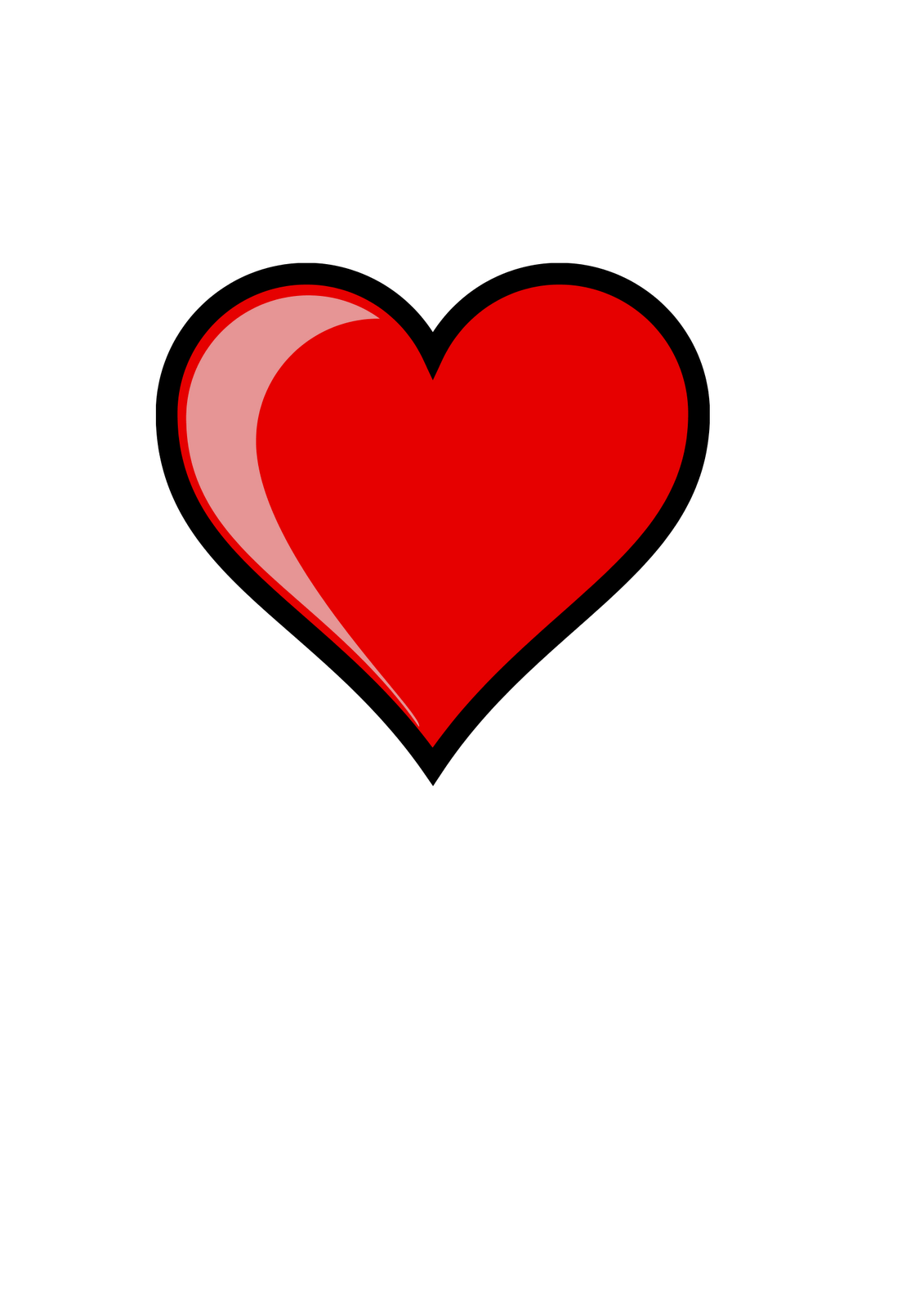 1131x1600 Clipart Valentines Day Free