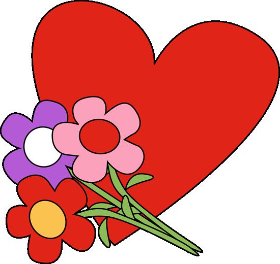 550x520 Free Valentines Clip Art