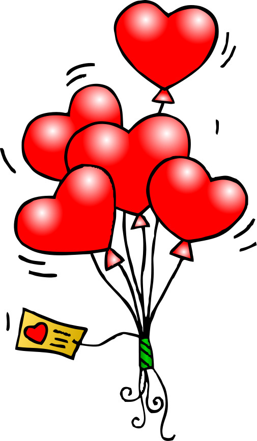 505x867 Unique Holidays and Celebrations FREE Valentine#39s Day Clip Art