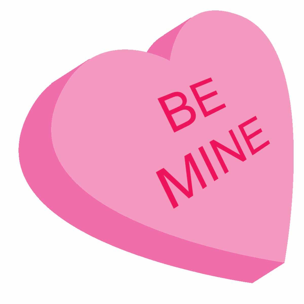 1200x1200 Clip Art Basic Valentine Heart