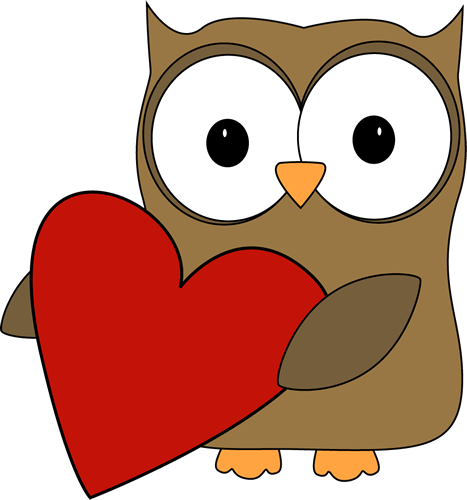 467x500 Valentine's Day Clipart Big Heart